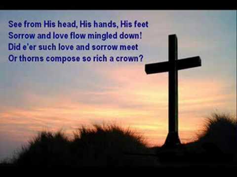 When I Survey The Wondrous Cross - Fernando Ortega
